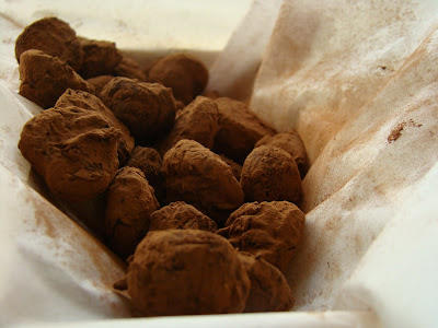 Flows Like Milk and Honey: Robert Linxe's Chocolate Truffles