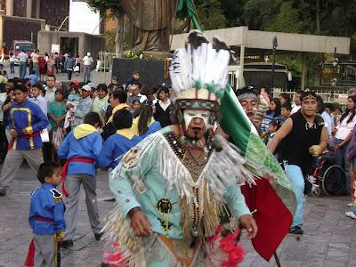 Fiestas relacionadas con la Virgen de Guadalupe en Washington DC