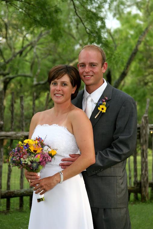 Luckenbach Wedding