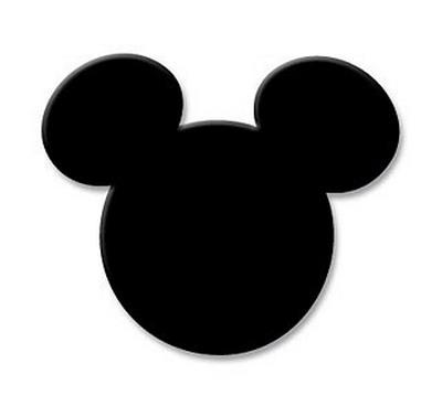 Mickey Ears Cartoon Carecter