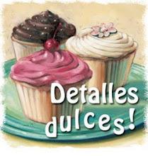 Detalles dulces!!