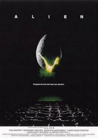The movie Prometheus is somehow related to Alien.