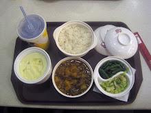 Shangahi meal