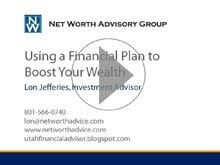 "Video: ""Using a Financial Plan to Boost Your Wealth"""