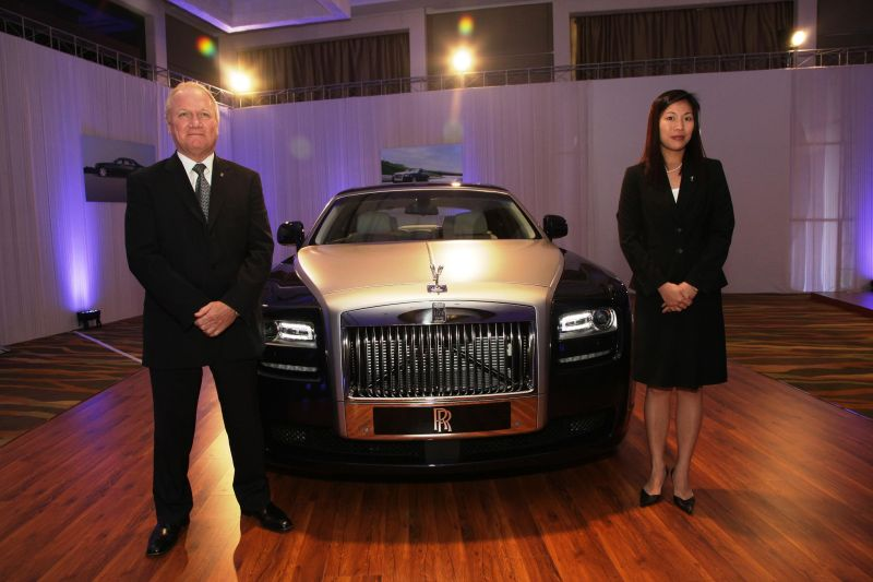 in India | RR Ghost Priced