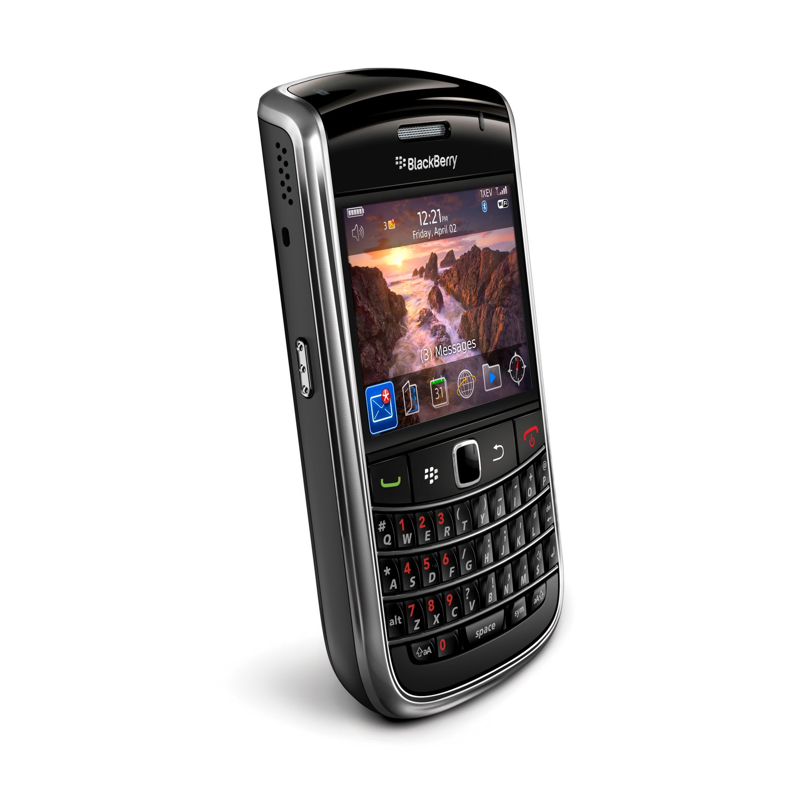 BlackBerry  Storm 9500 GUI PSD