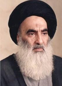 Grand Ayatollah al-Haj al-Sayid 'Ali al-Husayni al-Saystani