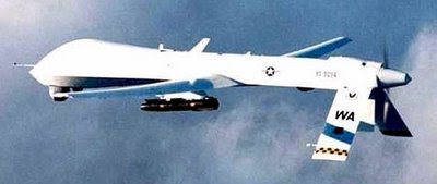 Armed Predator UAV