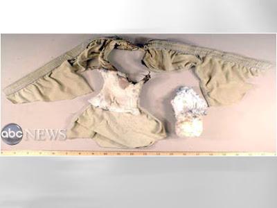 'Abd al-Mutalib's underwear