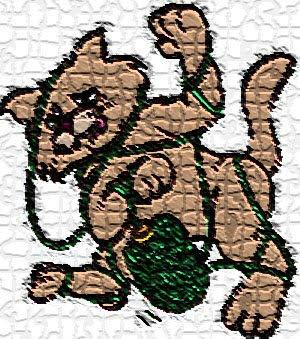 Mozaik  Cat Desire