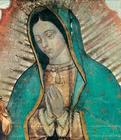 Ntra Sra de GUADALUPE, Madre TONANTZIN