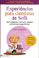 Experiências Para Cientistas de Sofá
