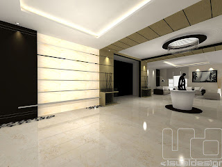 Visual Design Architecture: Proposed Interior Design Concept