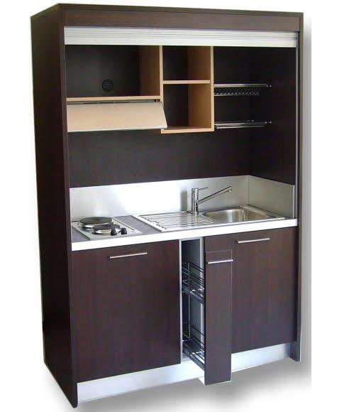 Arredamento casa e ufficio cucine moderne e cucine componibili le cucine create per i piccoli - Cucine di piccole dimensioni ...