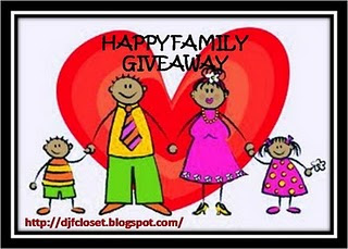 DJF CloSet Happy Family Contest