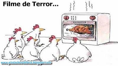 Quadrinhos Engraçados - Filme de Terror