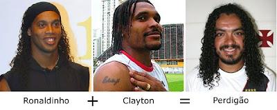 Matemática dos Famosos - Ronaldinho Gaúcho + Clayton = Perdigão