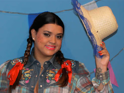 Preta Gil: Festa Junina na The Week