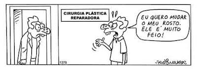 Cirurgia Plástica: Quadrinhos Engraçados