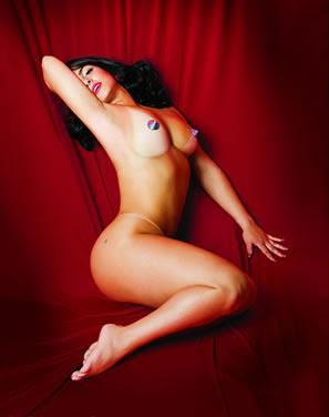 Noticias Playboy Divulga Fotos Do Terceiro Ensaio Da Mulher Melancia