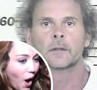 Miley Cyrus: Fã obcecado deixa polícia em alerta