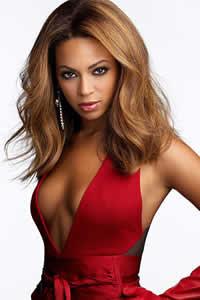Beyoncé eleita Mulher do ano