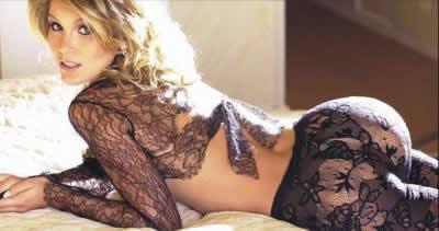 Flávia Alessandra nua na Playboy de dezembro