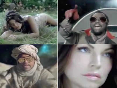 Novo Video Clipe do Black Eyed Peas cai na rede