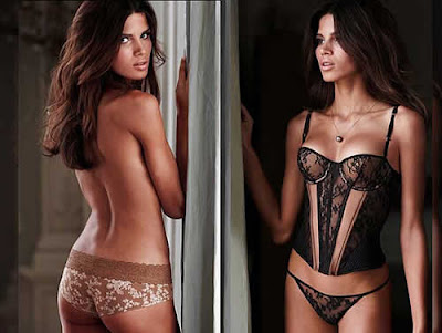 Raica de lingerie da Victoria's Secret