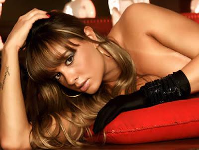 Juliana Salimeni na Playboy de Janeiro 2010