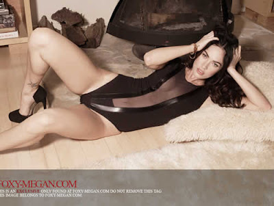 Fotos sexy de Megan Fox na Rolling Stone
