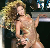 Beyoncé chega no Brasil dia 4 de fevereiro