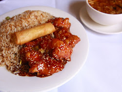 Sesame Chicken(Lunch special)