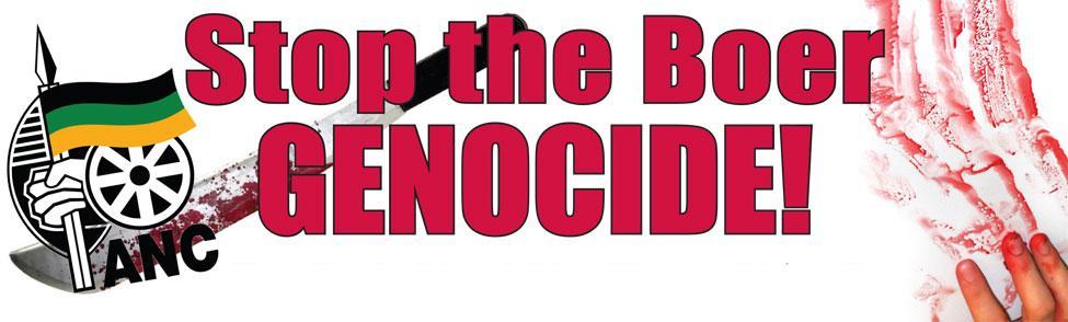 Stop boers genocide!