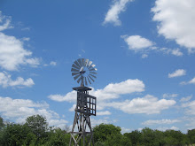 Down home windmill