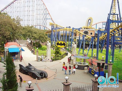 Imagenes de six flags