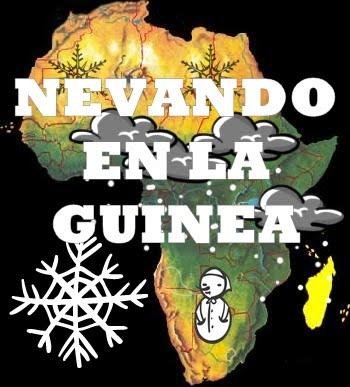 Nevando en la Guinea