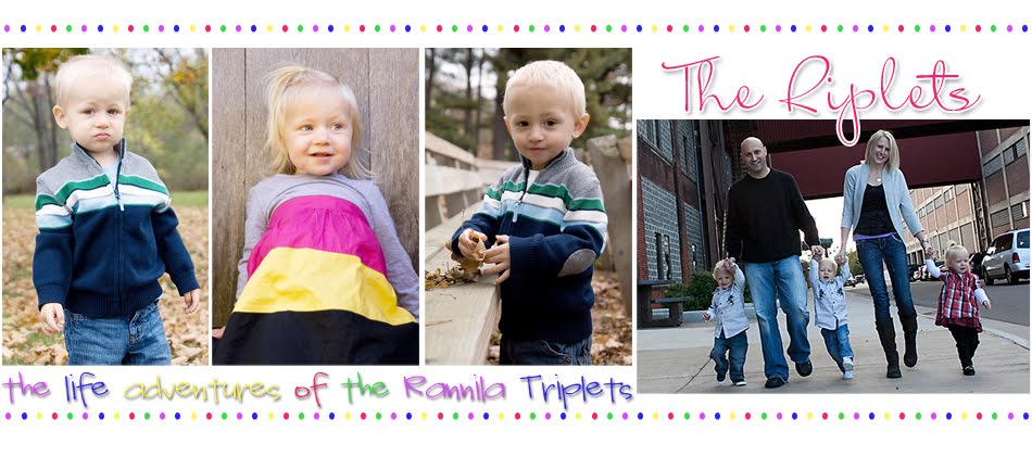 The Riplets - The life adventures of the Rannila triplets