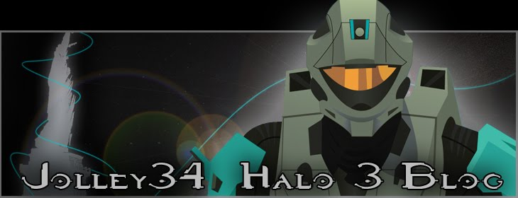 Halo 3 Blog - Jolley34