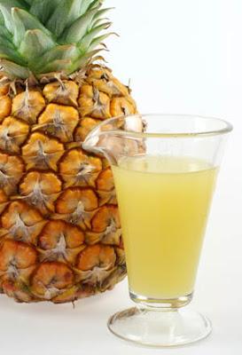 น้ำสับปะรด
