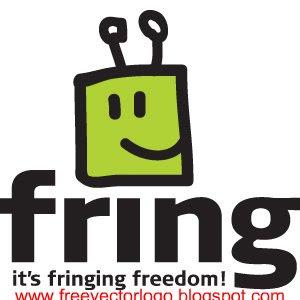 Fring logo vector