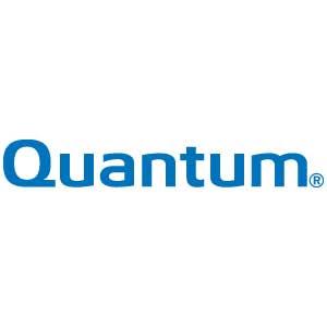 Quantum logo vector