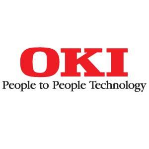 Oki logo vector