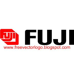Fuji logo vector