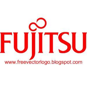 Fujitsu logo vector