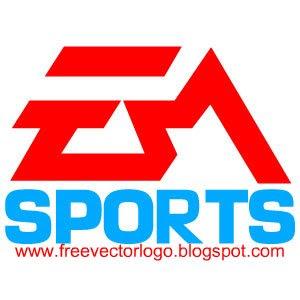 EA SPORT logo vector