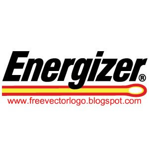 Energizer logo vector