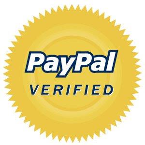 Paypal logo vector