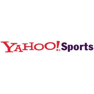 Free vector logo: Yahoo sports logo