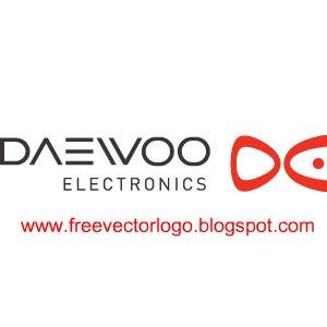 Daewoo Electronics logo vector